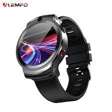 <b>LEMFO LEM13 4G</b> Android GPS Wifi Smart Watch Men Dual 8MP ...