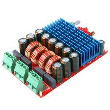 Hifi Tas5630 Digital Power Amplifier Board 2X300W 2.0 Channel ...