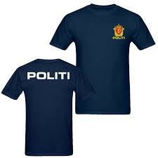 <b>2019 Fashion Double Side</b> Dansk Danish Denmark Politi Police ...