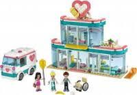Lego Heartlake City <b>Hospital</b> 41394 – купить <b>конструктор</b> ...