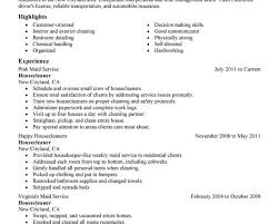 breakupus surprising resume abroad template outstanding breakupus fascinating unforgettable housecleaners resume examples to stand out astonishing housecleaners resume sample and personable