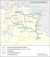 United Swiss Railways