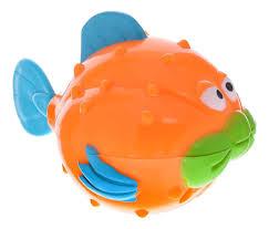 Купить заводная <b>игрушка</b> для купания ALEX <b>Рыба Еж</b>, цены в ...