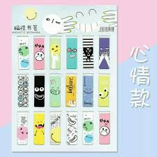 1pcs <b>Creative</b> Magnetic <b>Bookmark</b> | Shopee Malaysia
