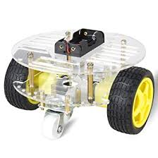 Smart Car Chassis 2wd / Robot Tracing Strong ... - Amazon.com
