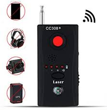 AGPtek®<b>Anti</b>-<b>Spy</b> RF Signal Bug Detector <b>Hidden Camera</b> Laser ...