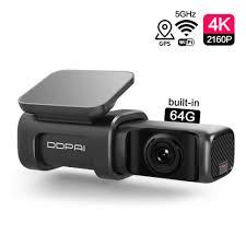 <b>DDPAI Mini5</b> DashCam, 4K, GPS, 4GB RAM, 64GB eMMC ...