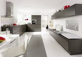 modular kitchen colors: galley gray kitchen profiled grey and white interior color schemes also modern kitchen cabinetry