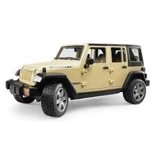 <b>Внедорожник Bruder Jeep</b> Wrangler Unlimited Rubicon - купить в ...