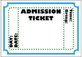 clipart images of tickets clipartfest clip art for any project