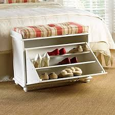 storage bench small box