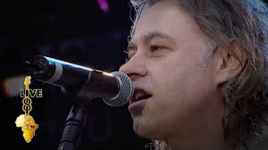 <b>Bob</b> Geldof - The Great Song Of Indifference (Live <b>8</b> 2005) - YouTube