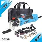 <b>350W Quick Release</b> Trimmer Tool Multi-Function Oscillating Saw ...