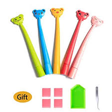 1 pc Diamond Painting Tool Point Drill Pen for Square ... - Amazon.com