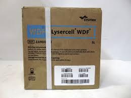 new sysmex lysercell wdf za900001 hematology analyzer lysing new sysmex lysercell wdf za900001 hematology analyzer lysing reagent 5l