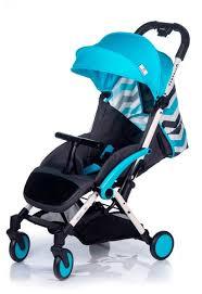 Купить <b>Прогулочная коляска Babyhit Amber</b> Plus светло-голубой ...