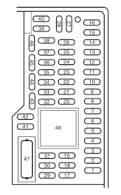 ford focus mk3 2011 2015 fuse box diagram auto genius ford focus mk3 2011 2015 fuse box diagram