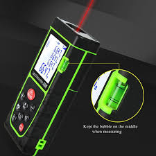 Amvolta Laser Distance Meter 40M <b>60m 80m 100m</b> Laser ...
