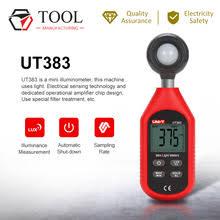 Ручной цифровой <b>измеритель</b> Iluminance <b>UNI</b>-<b>T</b> UT383 ...