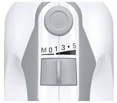 Купить <b>Миксер Bosch MFQ</b> 36440, белый/серый по низкой цене с ...
