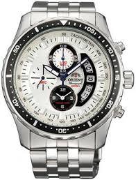 <b>Orient Часы Orient Tt0Q001W</b>. <b>Коллекция</b> Sporty Quartz ...