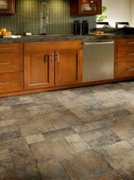 kitchen floor laminate tiles images picture: the varying pattern sizes in this kitchen flooring mimics the look of ceramic tile with