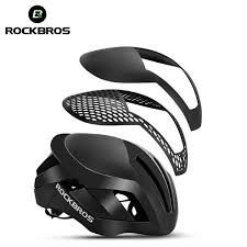 <b>ROCKBROS Cycling Helmet EPS</b> Reflective Bike Helmet 3 in 1 ...