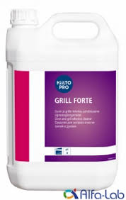 Чистящее <b>средство для</b> печей <b>Kiilto</b> GRILL FORTE (5 литров ...