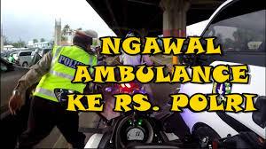 escorting an ambulance 4 random on nmax escorting an ambulance 4 random on nmax