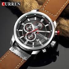 Men Watches CURREN Top Luxury Brand Mens ... - Vova