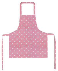 Купить <b>фартук</b> женский с карманом pink <b>polka dot</b>, горох, розовый ...