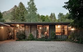 Mid Century Modern House Plans   Home Design Ideas    Plans And Mid Century Modern House Modern Style Best Mid Century Modern House