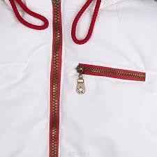 Куртка для девочки Zukka Ice цвет: белый. 15.109f_00. Размер ...