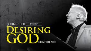 John Piper in Korea - Onnuri English Ministry
