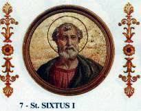 Papa Sisto I