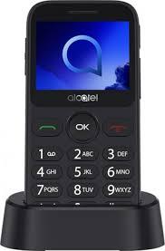 Мобильный <b>телефон Alcatel 2019G</b> silver — купить в интернет ...