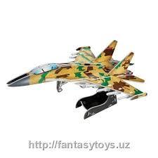 zilipoo 3d пазл военный самолет