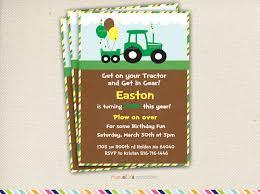create tractor birthday invitations templates invitations how to make tractor birthday invitations graceful appearance for create tractor birthday invitations templates