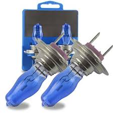 Safego <b>2PCS Super Bright H7</b> Halogen Xenon Light Bulb 100W For ...
