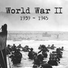 Výsledek obrázku pro the Second World war