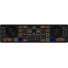 Компактный <b>DJ</b>-<b>контроллер Behringer CMD</b> Micro