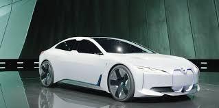 Новый электромобиль BMW – концепт i Vision <b>Dynamics</b> с ...