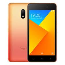 <b>Смартфон ITEL A16 Plus</b> DS Sunglow Gold — купить в интернет ...