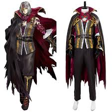 <b>Bloodstained</b>: Ritual of the Night Gebel <b>Outfit Cosplay Costume</b> ...
