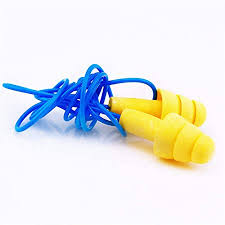QHGao Reusable <b>Silicone</b> Earbuds, Corded <b>Spiral</b> Earbuds ...