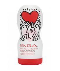 <b>Мастурбатор Tenga&Keith Haring</b> Deep Throat