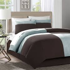 ideas light blue bedrooms pinterest: master bedroom decorating ideas blue and brown