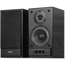 Компьютерная акустика обычная <b>2.0 Sven SPS</b>-<b>702</b> Black Leather ...