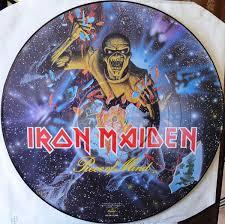<b>Iron Maiden</b> - <b>Piece Of</b> Mind (1983, Vinyl) | Discogs