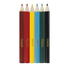 <b>Карандаши цветные ПИФАГОР</b> «<b>МАЛЫШИ</b>-<b>КАРАНДАШИ</b>», 6 ...